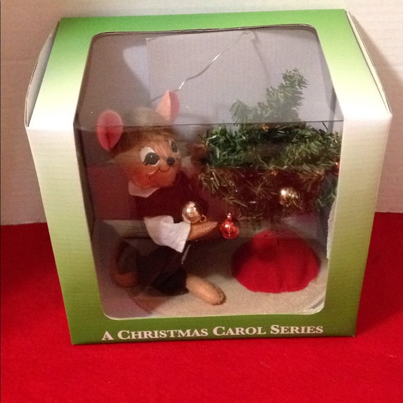Annalee Christmas Carol Series
